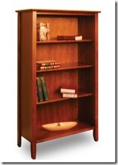 Bogdon and Gross Medium Bookcase