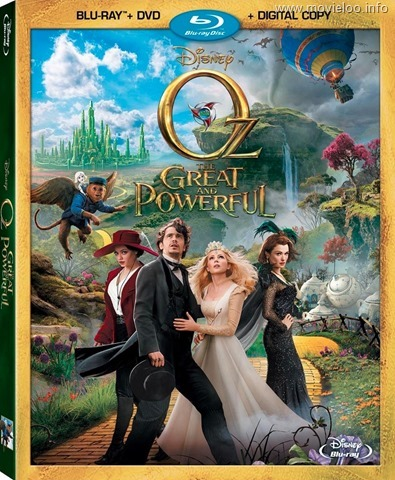 Oz The Great And Powerful (2013) 720p BluRay x264-HD3D