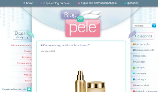 Blog da Pele - Print