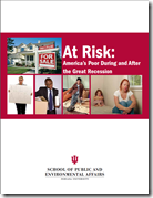 At Risk America's Poor During and After the Great Recession