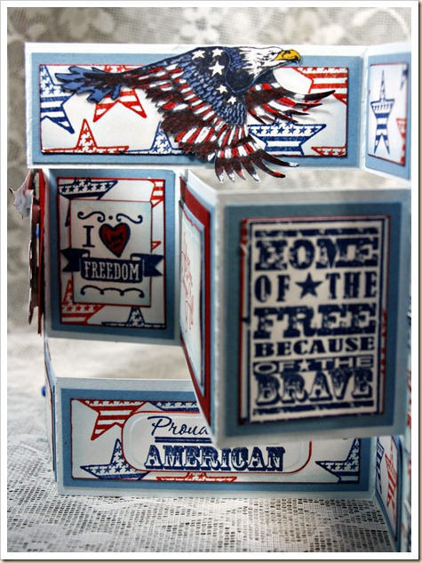 Home Of The Free, Some Gave All, Our Daily Bread designs