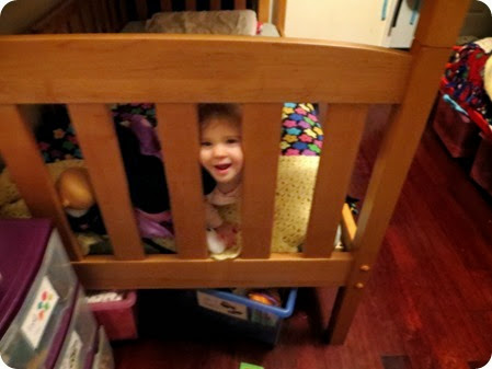 Twins Promoted to Bunk Beds