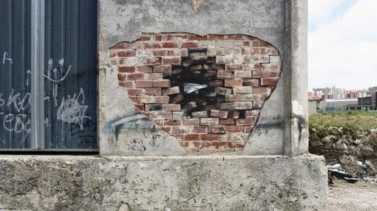 Arte de Rua Pejac 07