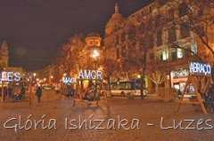 Glória Ishizaka - Luzes de Natal 2013 - Porto 3 - Aliados 2