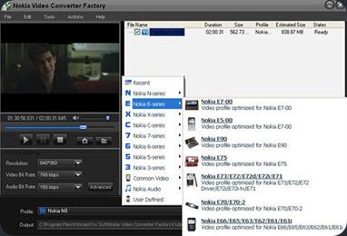 Free Nokia Video Converter