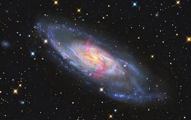 galáxia NGC 4258