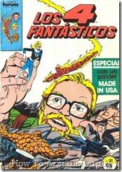 P00021 - Los 4 Fantásticos v1 #21
