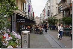 Jean Stas street in the Louise District