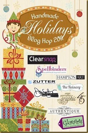 donnaHandmade Holidays Blog Hop 2011 Logo 1000x (1)