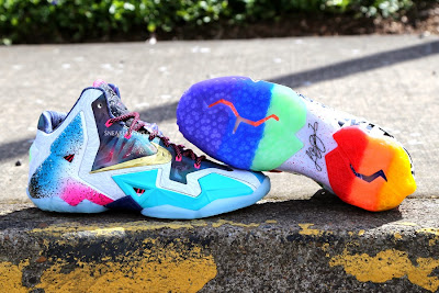 nike lebron 11 gr what the lebron 3 10 2k14 Beauty Shots: The Nike What The LeBron 11 / 2K14?