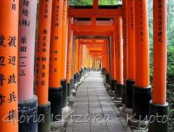 Glória Ishizaka - Fushimi Inari - Kyoto. 2