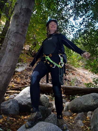 Eaton Canyon Rappel Gear
