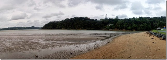 Salt water creek neafr Paihia