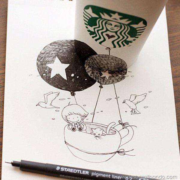 desenhando-copos-3D-starbucks-cups-3d-drawings-tomoko-shintani-desbaratinando (10)