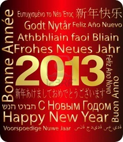16436050-2013--happy-new-year-in-multiple-languages