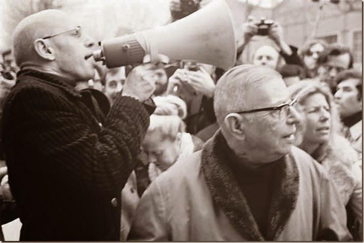 Foucault & Sartre 02
