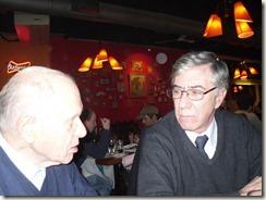 Josecitos Geburtstag, Abendessen mit Ruben Frassia und Mutter H 009