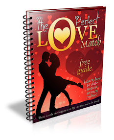 Cover of Chris Jackson's Book The Perfect Love Match Free Guide