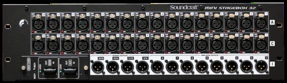 Soundcraft Mini Stagebox 32 HiRes 1