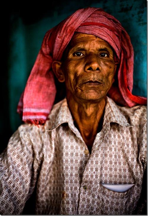 Portrait 4, Varanasi, Utar Pradesh