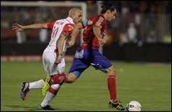 Deportivo Pasto - Independiente Santa Fe
