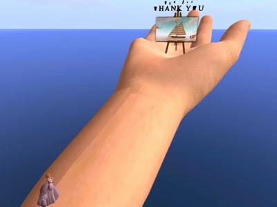 Lending a hand 001
