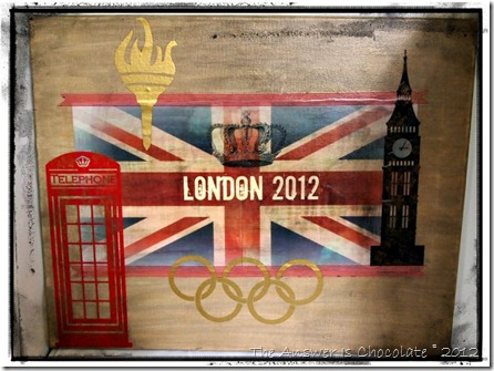 London Olympics Sketchedy
