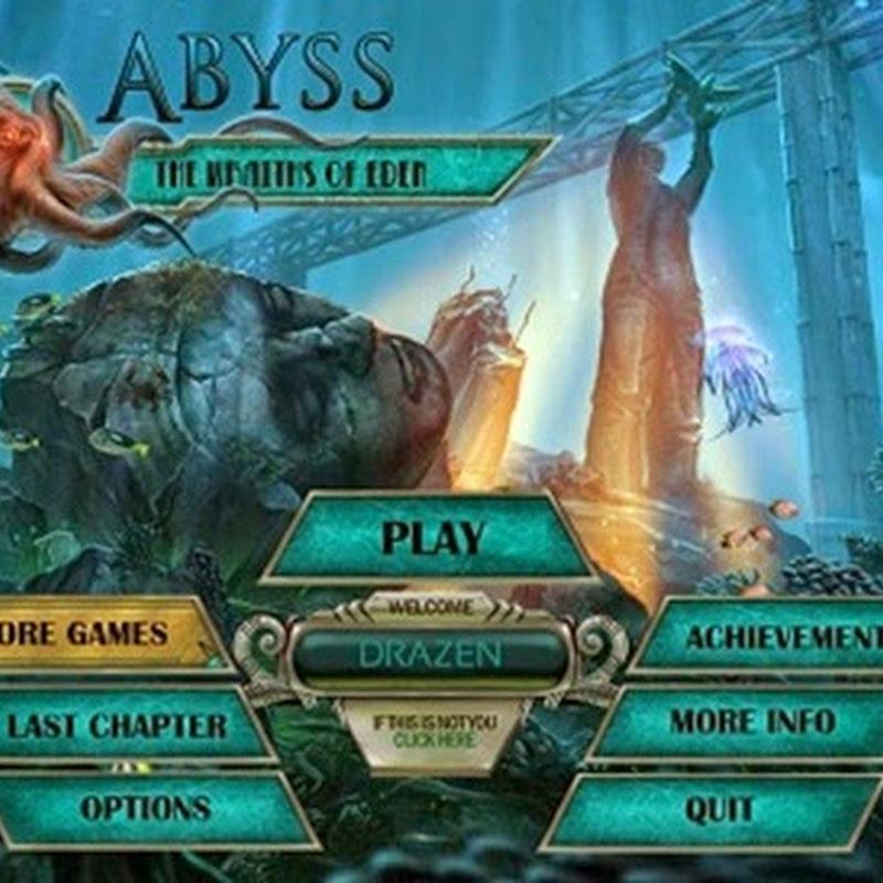 Abyss: Gli Spettri di Eden affascinante ricerca subacquea per Android.