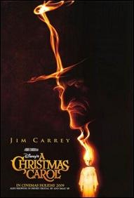 Disney's A Christmas Carol - poster