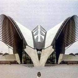 33.- Santiago de Calatrava. Estación de Lyon