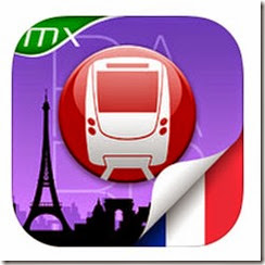 Paris Metro App Logo