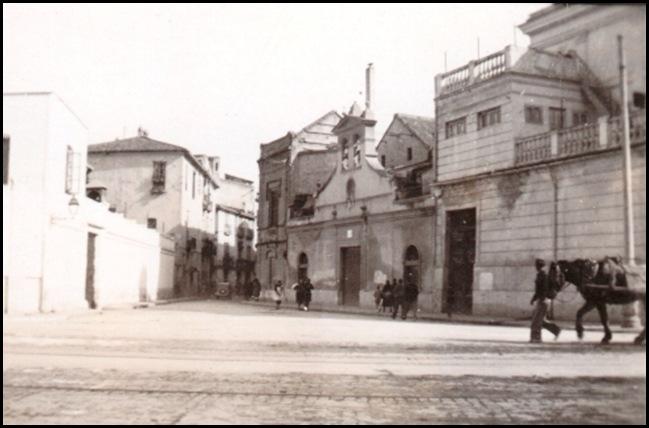 ermita de santa Lucia, años 40.