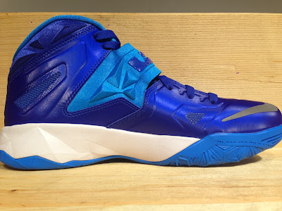 nike zoom soldier 7 tb royal blue 3 04 Closer Look at Nike Zoom Soldier VII Team Bank Styles