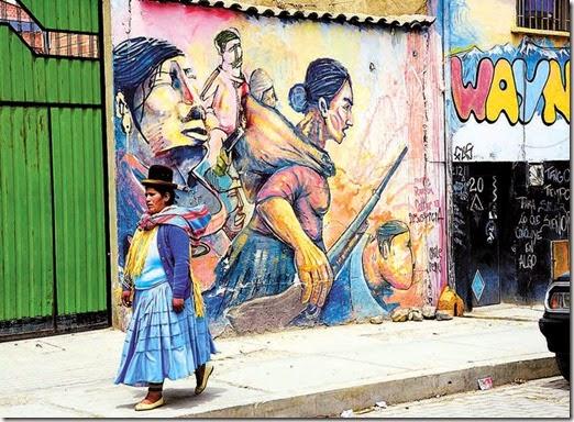 Arte urbano alteño