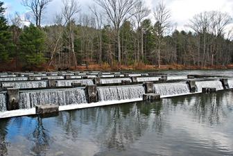 Weir Dam