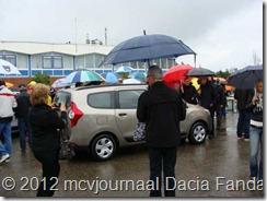 Dacia Fandag 2012 Onthulling Lodgy 27