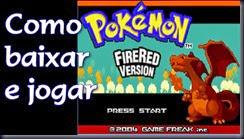 Como baixar e jogar Pokemon FireRed, Game Boy Advance