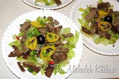 Gyro Italian Salad