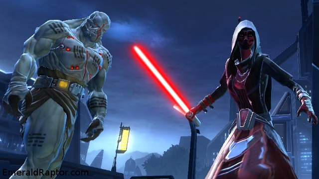 Khem Val and Sith Inquisitor/Sorcerer