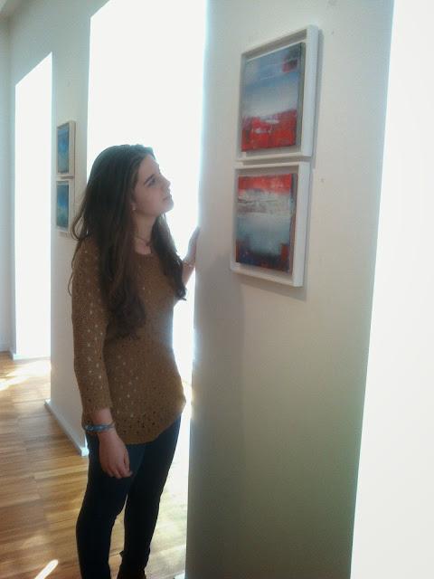 Exposición Isabel Pintado 1