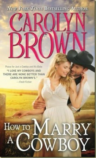 How to Marry a Cowboy cover