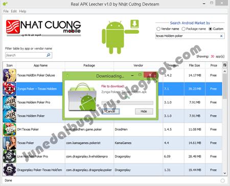 Cara Download Aplikasi dan Games Android Melalui PC 04