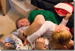 grandy tickling
