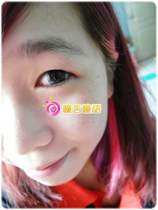 日本EOS隱形眼鏡-自然蘿莉灰9