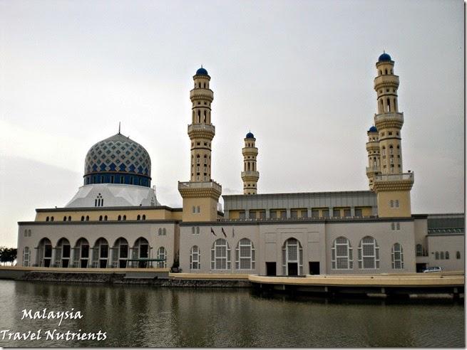 沙巴水上清真寺 (2)