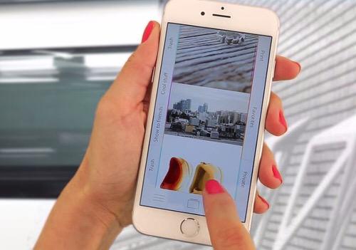 カメラロールを整理するアプリSortpad