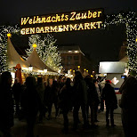 Weihnachts Zauber at Gendarmen Markt in Berlin, Berlin, Germany