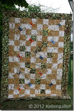 Quilt018-Schmetterlingstanz