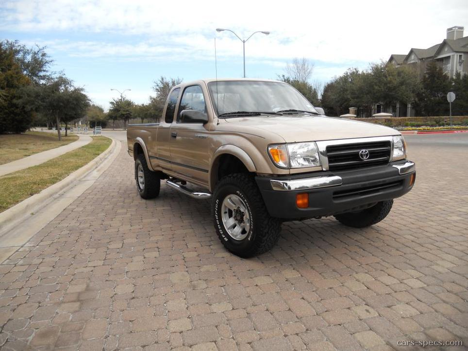 1996 toyota tacoma extended cab specifications pictures prices. Black Bedroom Furniture Sets. Home Design Ideas
