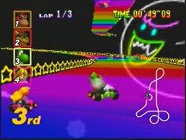 64 rainbow